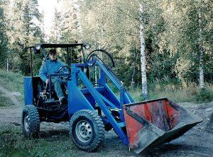 Yrityksen tarina alkoi Matin omin käsin rakentamasta koneesta.