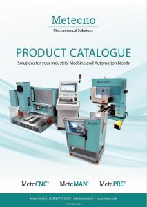 Product catalogue.