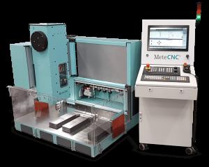 Räätälöity MeteCNC-kone.