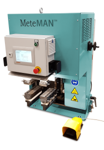 MeteMAN vulcanizing machine.
